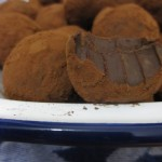 Honey Chocolate Truffles Recipe