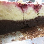 Brownies to End a Chapter {Recipe – Raspberry Cheesecake Brownies}