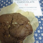 Mast Brothers Double Chocolate Cookies with Smoked Salt