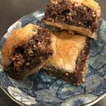 Hazelnut and Chocolate Baklava Recipe