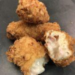 Loco for Croquettes {Recipe – Serrano Ham and Manchego Croquettes}