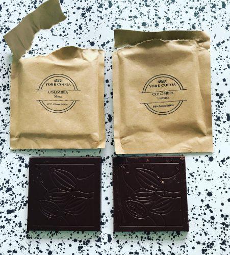 York House Colombian Chocolate - www.foodnerd4life.com