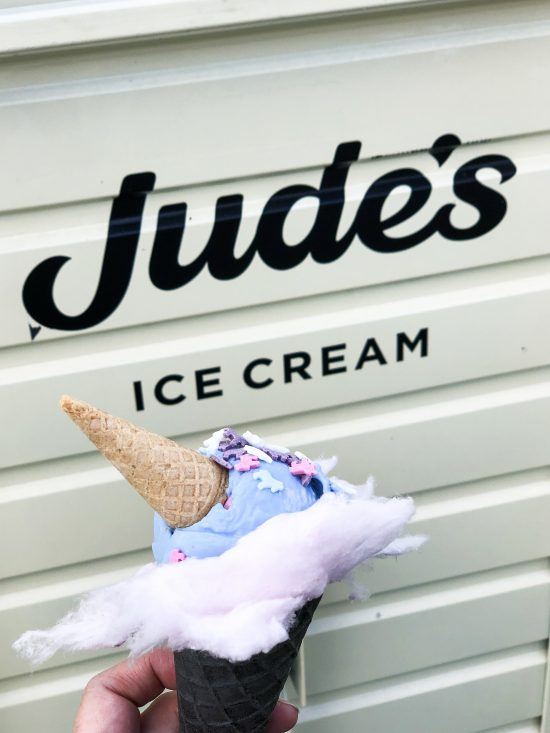 Jude's Ice Cream – Uni-cone - Taste of London 2019 - www.foodnerd4life.com