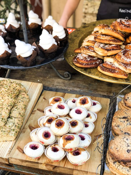 Fika Pastries in Haga, Gothenburg, 10 Things to See and do in Gothenburg, Sweden - www.foodnerd4life.com