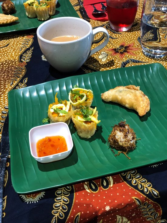Pie Tee, Karipap, Pulut BonBon at Malaysian Kitchen Afternoon Tea - www.foodnerd4life.com