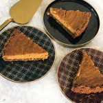 Spiced Pumpkin Pie with Speculoos Biscuit Crust Recipe