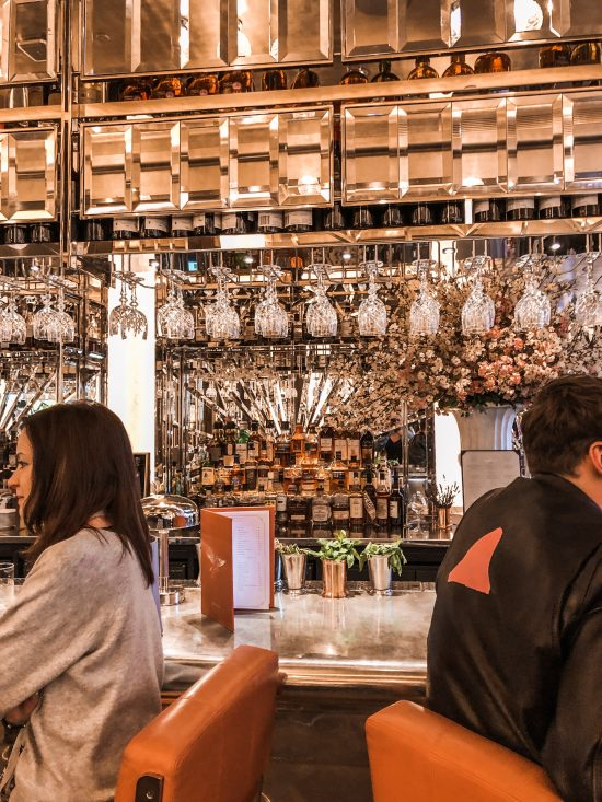 Art Deco Bar at Brasserie of Light, Selfridges, www.foodnerd4life.com