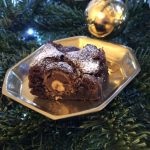 Ferrero Rocher and Nutella Brownies - www.foodnerd4life.comla