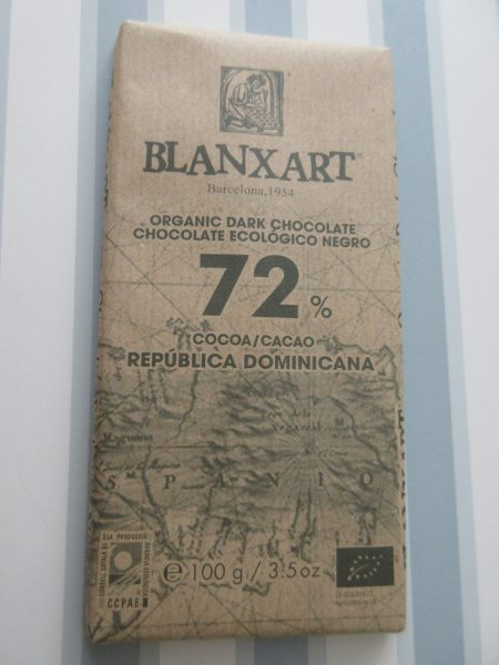Blanxart – Dominican Republic 72%