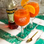 Aperol Spritz Jelly Recipe
