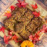 Pecan Pie Bars with Cinnamon Crust Recipe