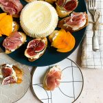 Christmas Canapes with Homemade Ricotta Recipe