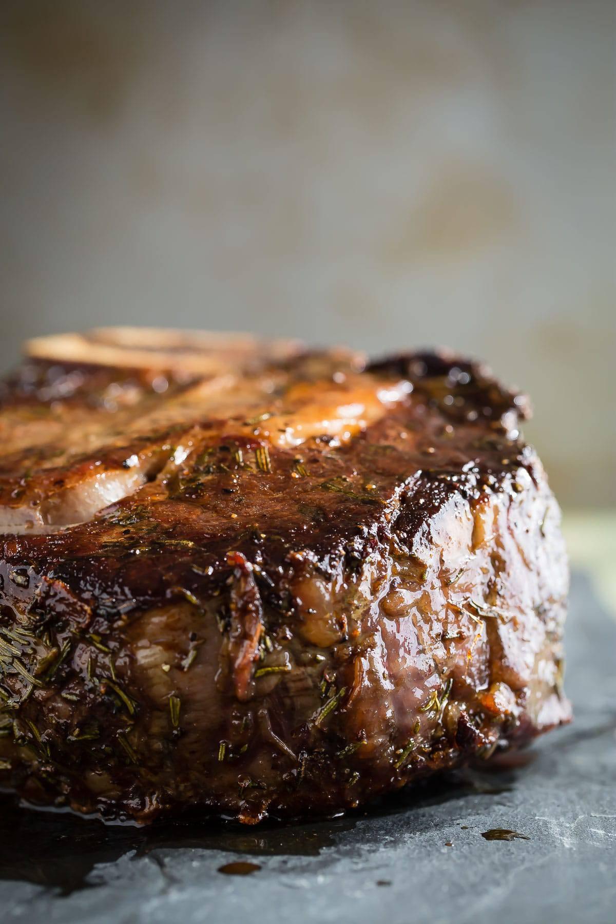 King Cut Ribeye Steak Foodness Gracious