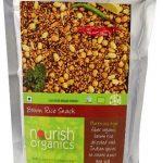 Nourish Organics Brown Rice Snacks