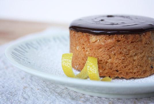 Italian Hazelnut Torte with Homemade Chocolate-Hazelnut (Nutella) Spread
