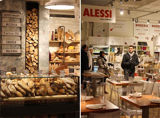 Eataly - Bakery and Marketplace