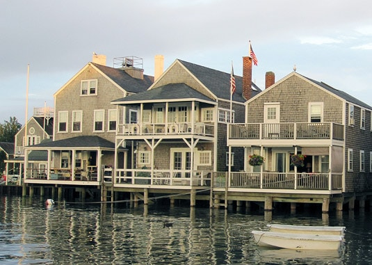 Late afternoon in Nantucket