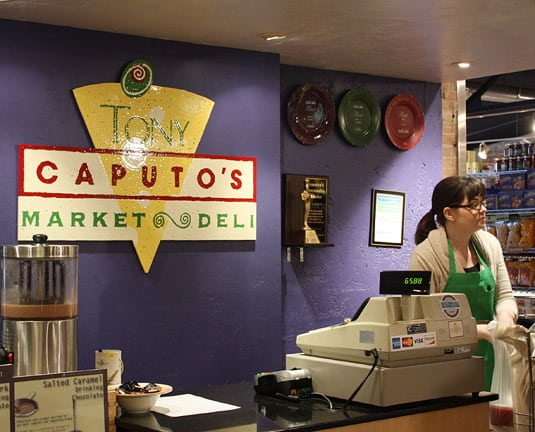 Tony Caputo's Market & Deli, Salt Lake City