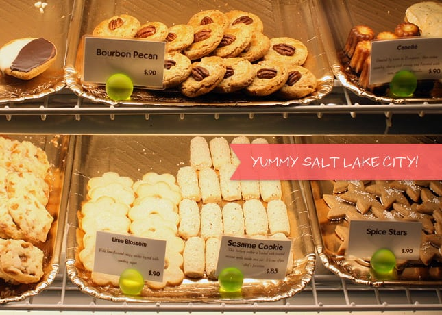 A Foodie Tour of Salt Lake City {Part 1 of 2}