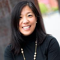 Amy Kim, graphic designer and food blogger on KimchiMom.com / FoodNouveau.com