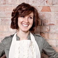 Becky Rosenthal, food writer and blogger on The Vintage Mixer and SLCfoodie / FoodNouveau.com