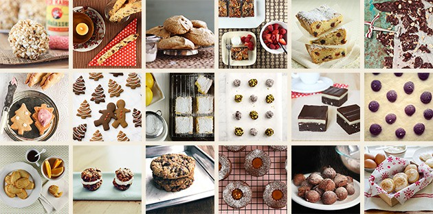 More Holiday Inspiration: A Visual Round Up of 20 Mouth Watering Cookies and Treats // FoodNouveau.com