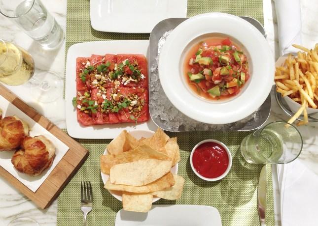 Food at José Andrés's The Bazaar in Miami // FoodNouveau.com