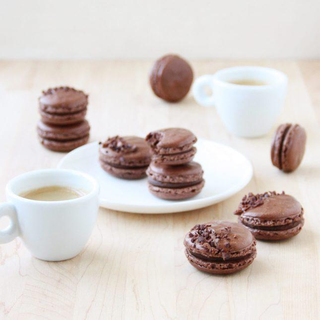 How to Make French Macarons: A Skillshare Class by FoodNouveau.com
