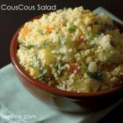 Summer Couscous Salad