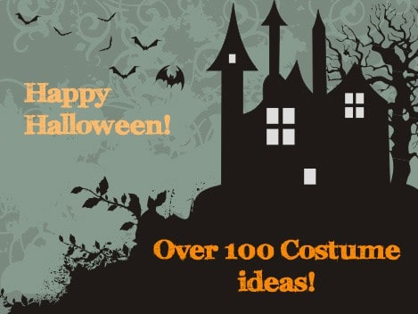 100 Creative Halloween Costumes for Kids and Adults