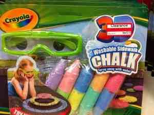 Target Clearance Sale Crayola Chalk