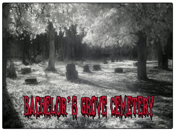 bachelors grove cemetery haunted