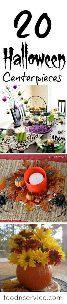 20 fun diy halloween centerpieces