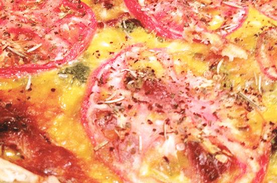 Tomato And Spinach Quiche Recipe