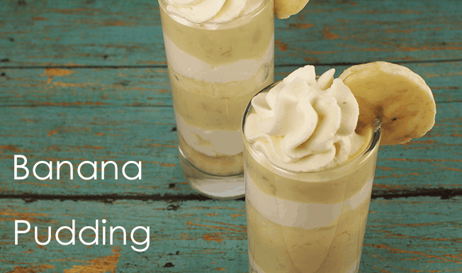 Banana Pudding Shooters Recipe is delicious, simple, and super adorable!