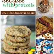 10 Fun Pretzel Recipes