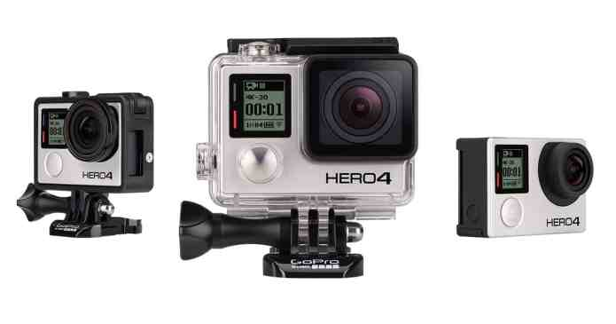 New GoPro Camera  Is Now At BestBuy!