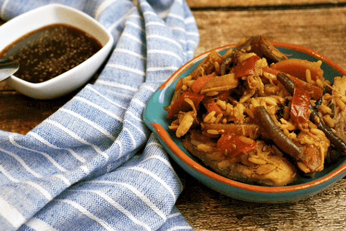 Crockpot Asian Chicken Recipe