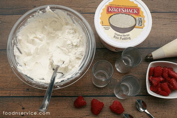pudding ingredients