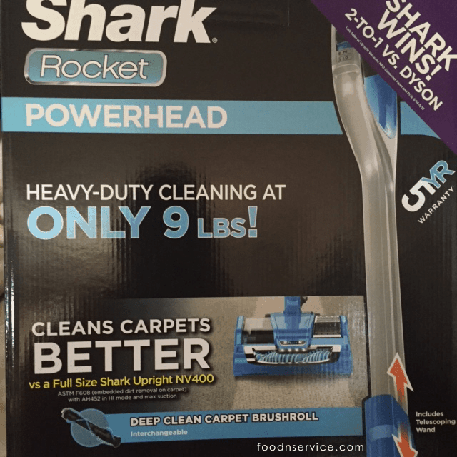 shark powerhead vacuum cleaner