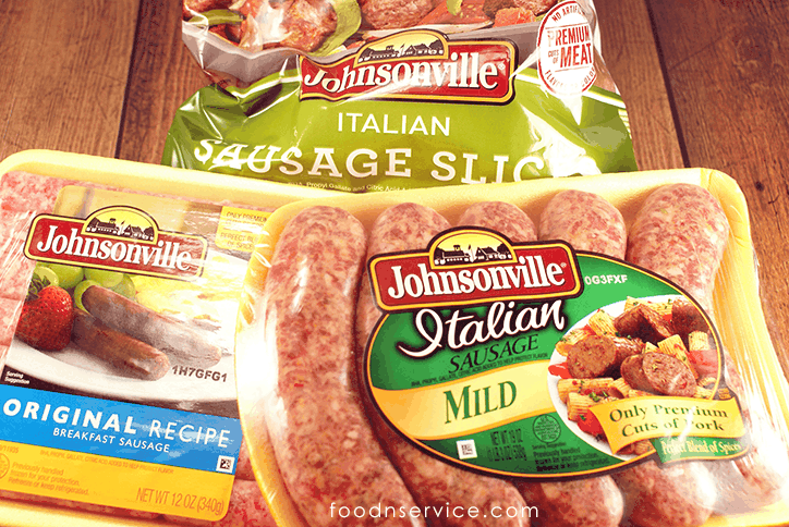 johnsonville sausages 1