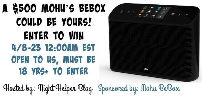 Amazing BeBox Giveaway!