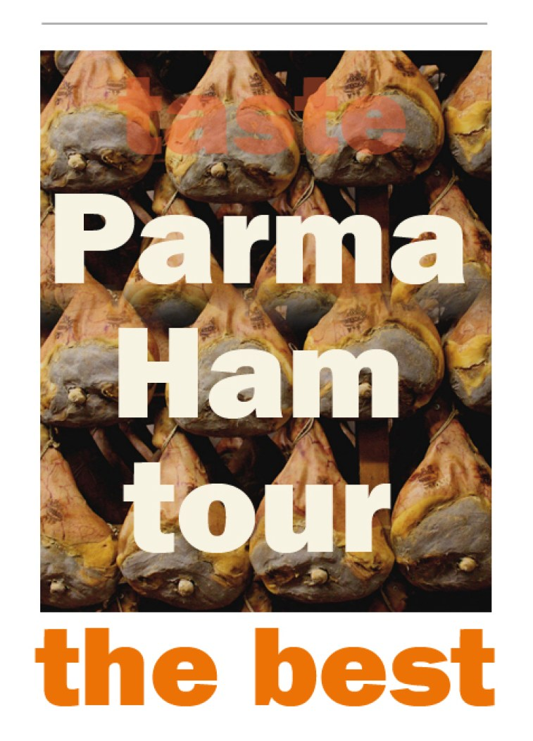 The Best Parma Ham Tour is with FWT