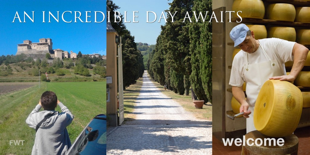 BOOK A FANTASTIC DAY with us!