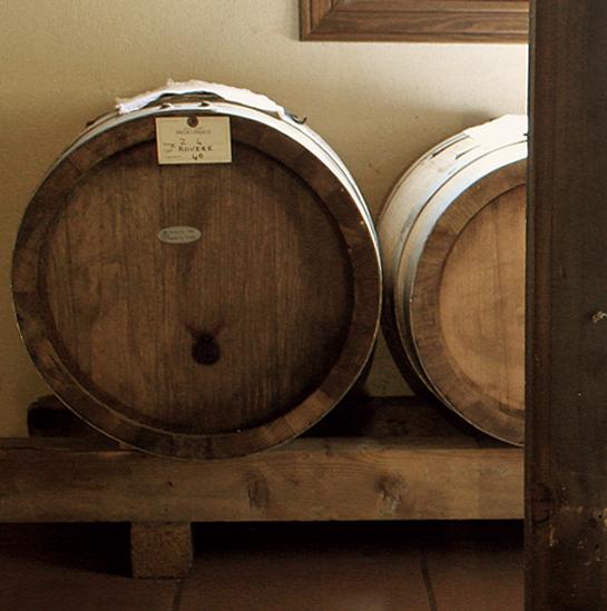 Oak-Barrels
