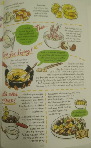 Sweet and Sour Pork Page 2