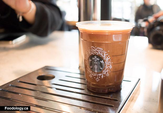 Starbucks Canada: Nitro Cold Brew Coffee   Foodology