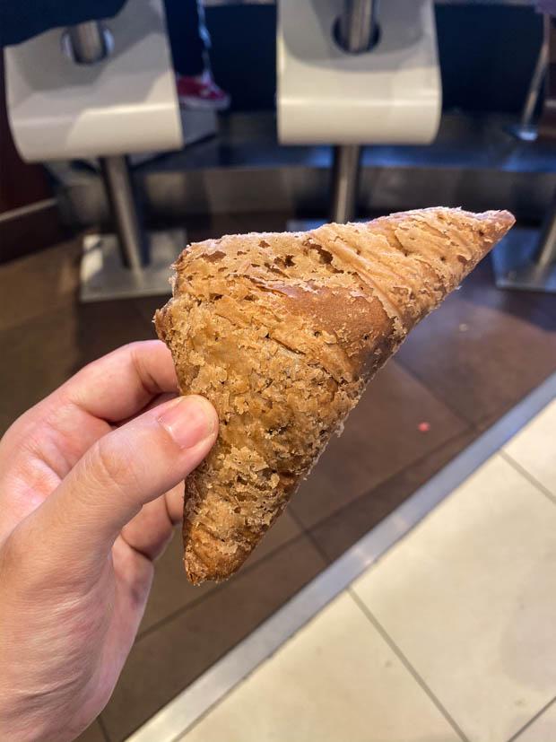 Choco Pie Mcd : choco, McDonalds, Japan:, Sankaku, Choco, Review, Foodology