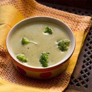 Cream of Veg Clear Soup
