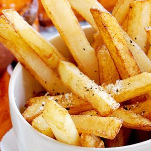 French Fries (fast)